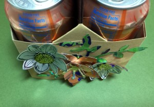 tin flowers 4