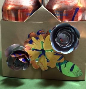 tin flowers 8