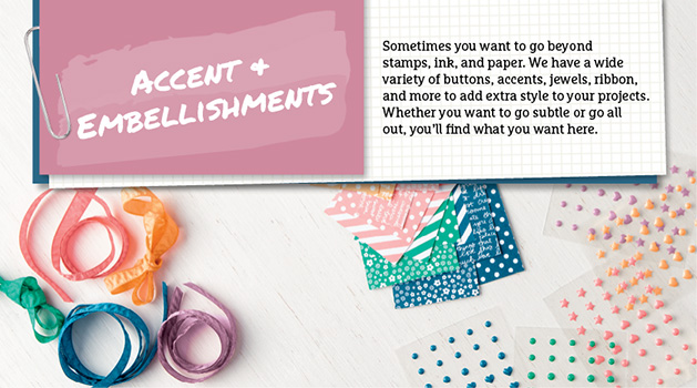 Accents & Embellishments image