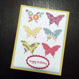 Deborah's mom cards d