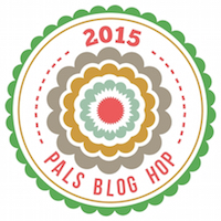 Thanks for July Pals Blog Hop