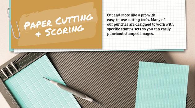 Paper Cutting & Scoring image