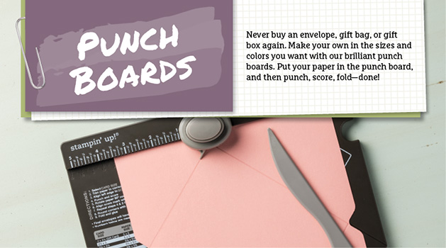 Punch Boards image