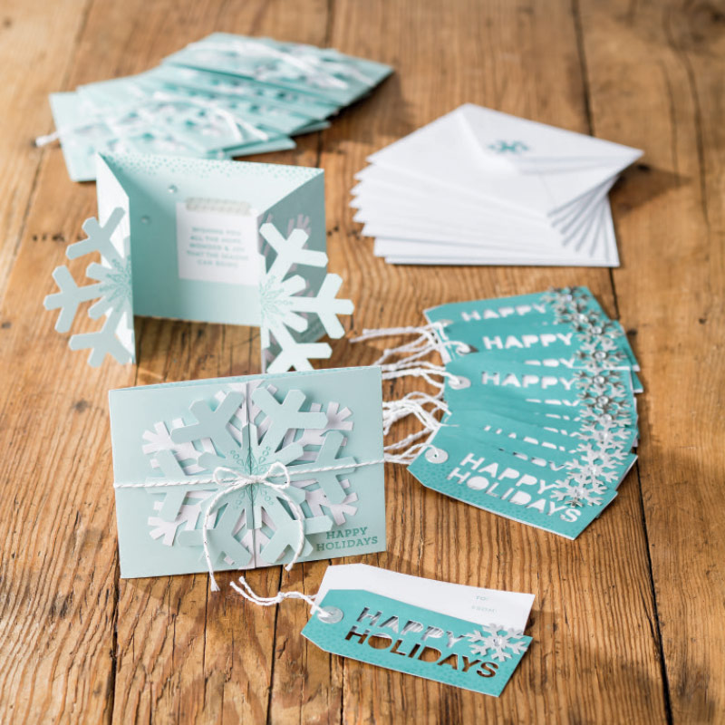 Simply Snowflake PP kit