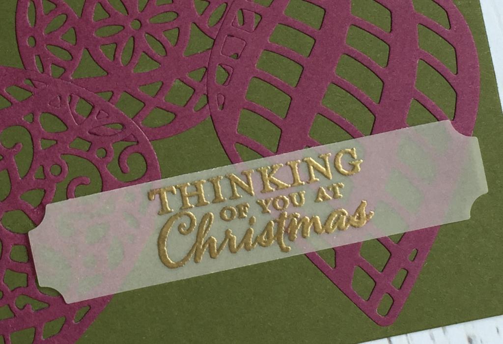 ornament card b