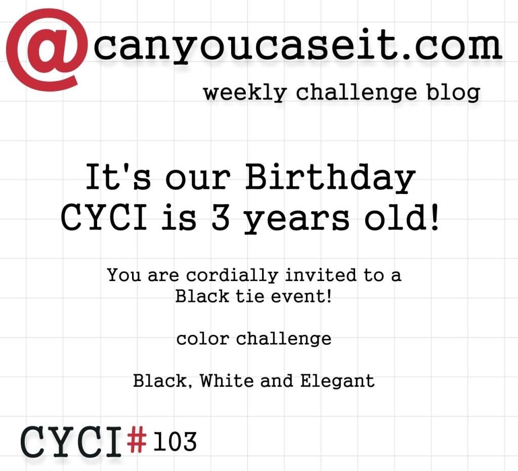 CYCI 103 elegant