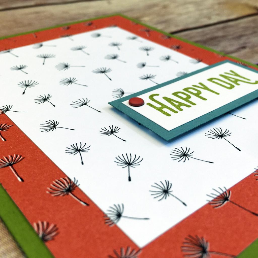 HB match up paper designs card c