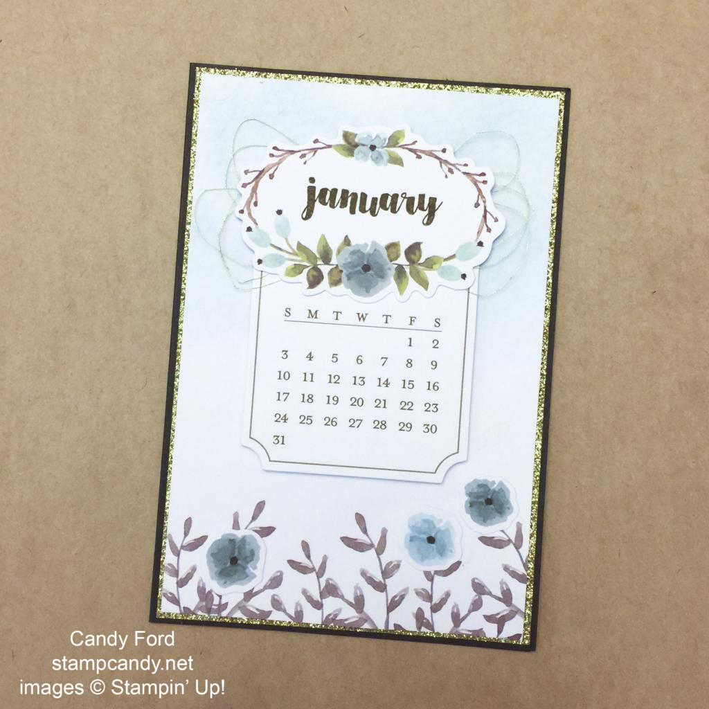 PP calendar card jan b