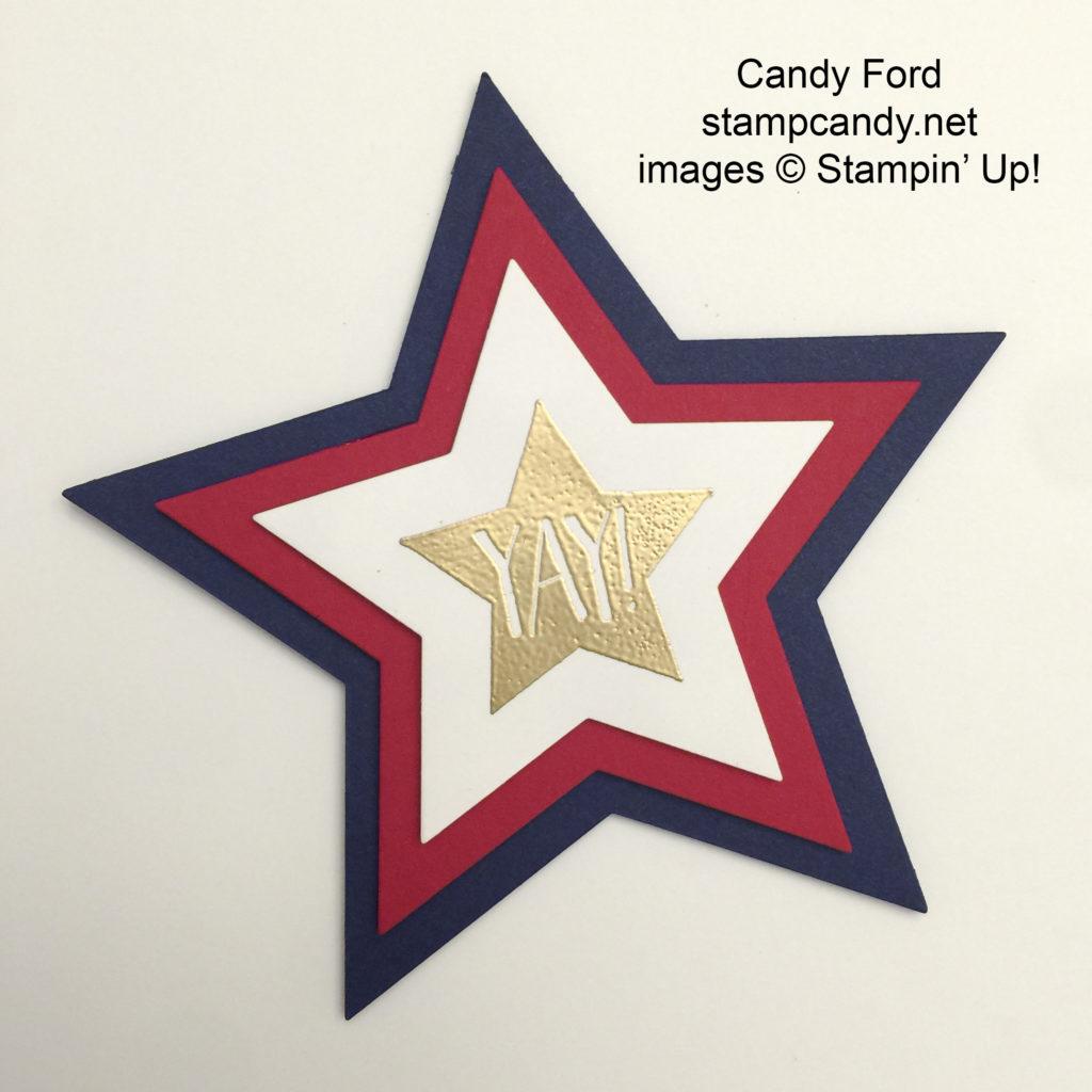 CYCI star card k