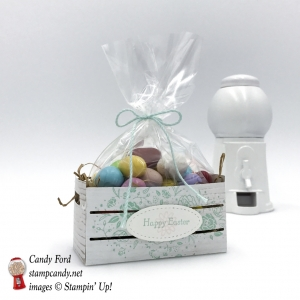 Happy Easter with the new Wood Textures Suite by Stampin