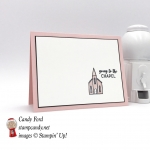 Going to the chapel In the City stamp set, Powder Pink, ICS July Blog Hop, Stampin; Up! #stampcandy