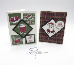 Rising Star swaps Sherri Brown Santa's Suit bundle, Stampin' Up!