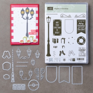 Brightly Lit Christmas Bundle © Stampin' Up!