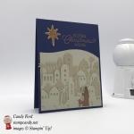 Night of Bethlehem bundle card #4 for Rising Stars swap, Stampin