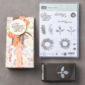Painted Harvest Bundle © Stampin' Up!