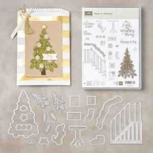 Ready For Christmas Bundle © Stampin' Up!