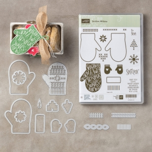 Smitten Mittens Bundle © Stampin' Up!