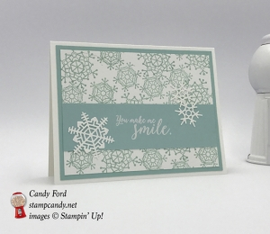 You make me smile colorful seasons bundle Stampin