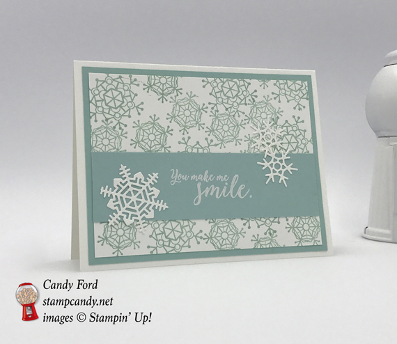 You make me smile colorful seasons bundle Stampin' Up! handmade card by Stamp Candy