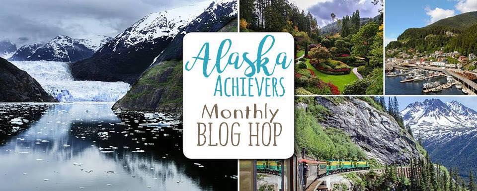 Alaska Achiever's Blog Hop #stampcandy