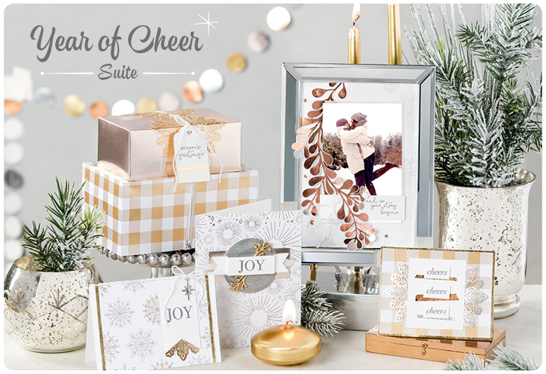 Year of Cheer Suite by Stampin' Up!