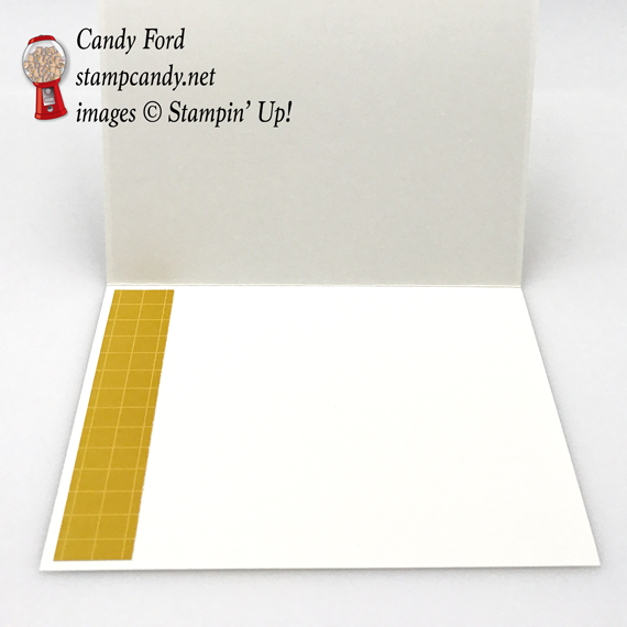 Happy Birthday thinlit die card color theory card pack with glitter enamel dots Stampin' Up! Candy Ford of Stamp Candy