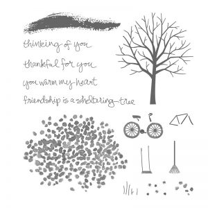 Sheltering Tree stamp set © Stampin' Up!