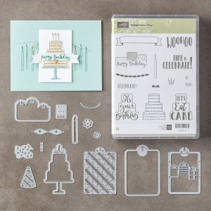 Celebration Time Bundle © Stampin' Up!