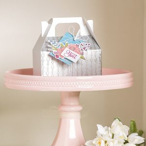 Silver Mini Gable Boxes © Stampin' Up!