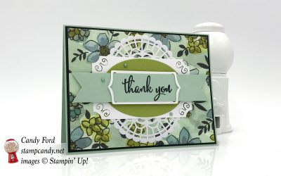 Share What You Love Bundle Thank You Card