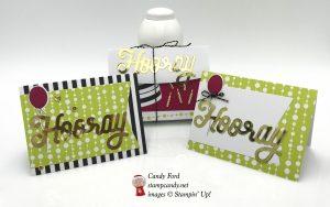 cards and box, June 2018 Paper Pumpkin for APPT Blog Hop, Stampin