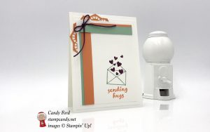 Sending Hugs card made with the One For All stamp set by Stampin