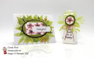 Blissful Blooms Paper Pumpkin kit August 2018 from Stampin