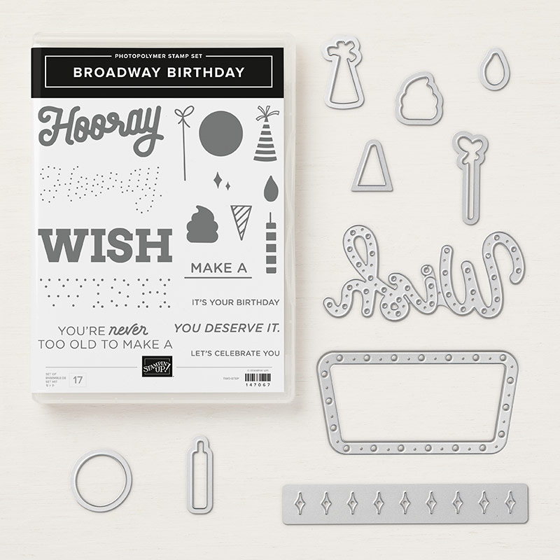 Broadway Bundle Bundle © Stampin' Up!