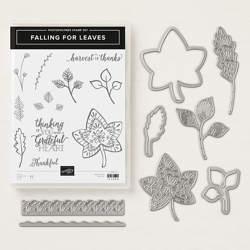 Falling For Leaves Bundle © Stampin' Up!