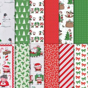 Santa's Workshop Specialty DSP © Stampin' Up!