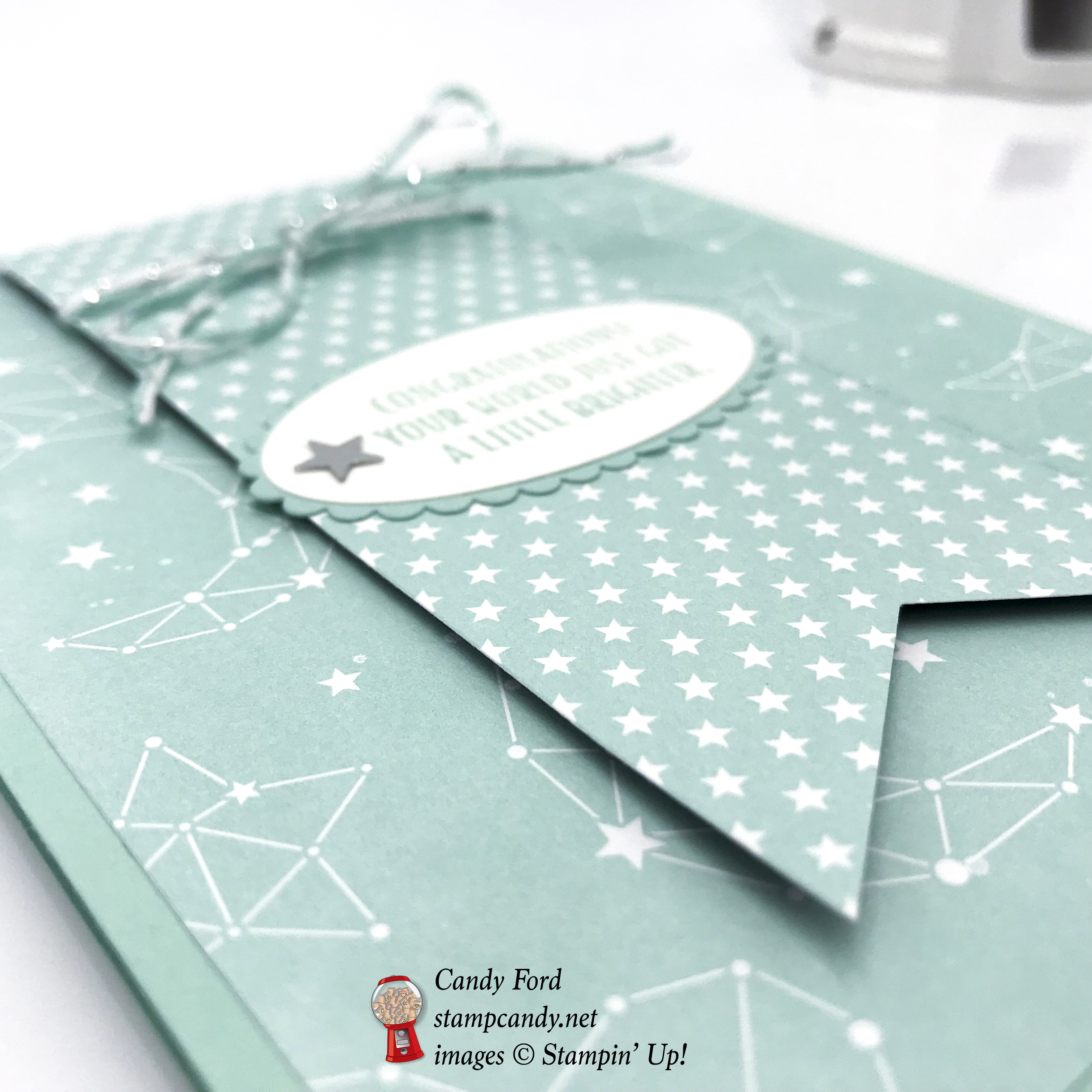 Twinkle Twinkle by Stampin' Up! #stampcandy
