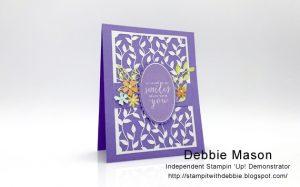 Debbie Mason used Stampin