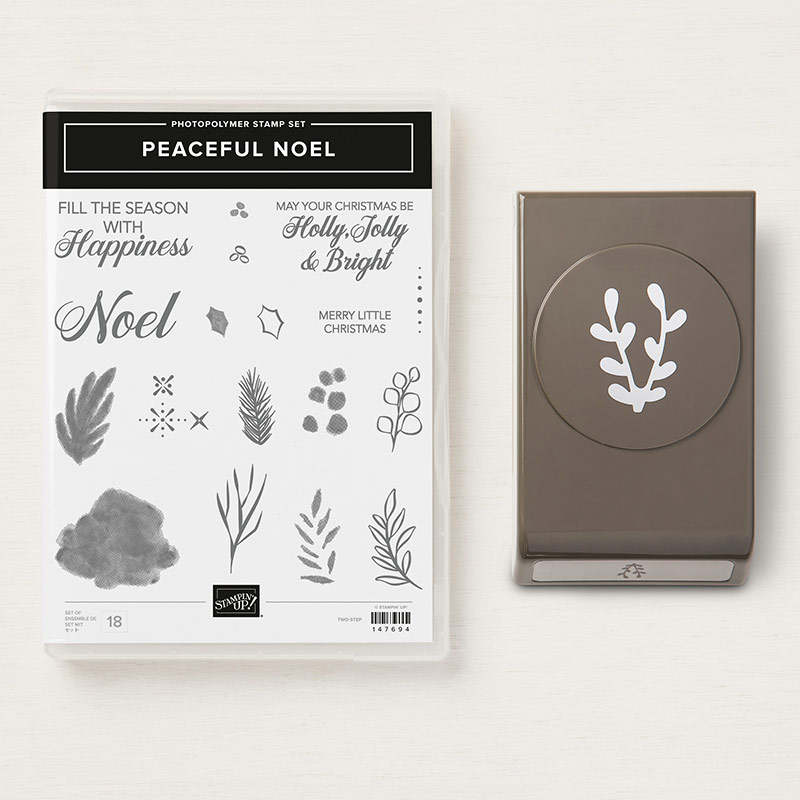Peaceful Noel Bundle © Stampin' Up!