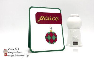 Great Joy & Peace Card