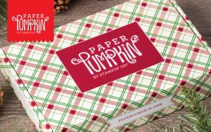 November 2018 Paper Pumpkin kit by Stampin