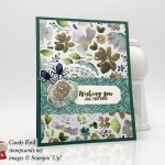 First Frost, Frosted Floral, Frosted Bouquet, Stampin