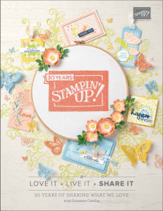 2019 Occasions Catalog © Stampin' Up!
