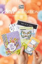 2019 Stampin' Up! Sale a Bration Catalog