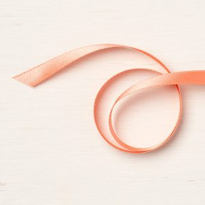 Calypso Coral Satin Ribbon © Stampin' Up!