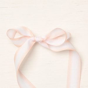 Petal Pink / Whisper White Variegated Ribbon © Stampin' Up!