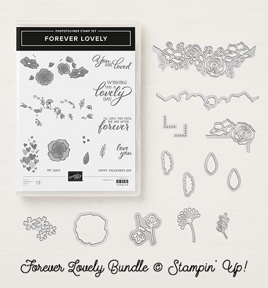 Forever Lovely Bundle © Stampin' Up!
