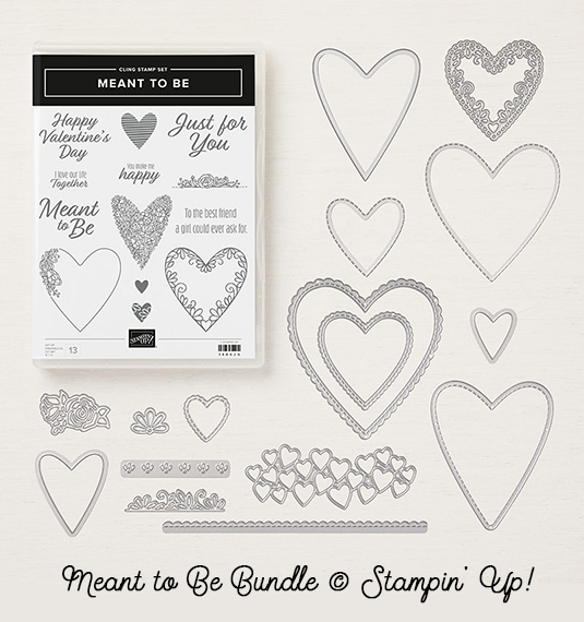 Meant To Be Bundle © Stampin' Up!