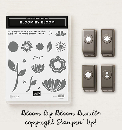 Bloom by Bloom bundle © Stampin' Up!