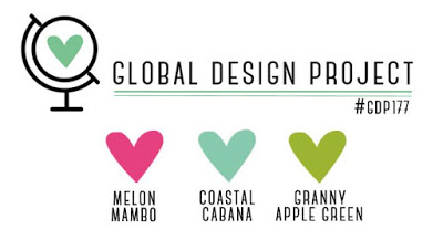 Global Design Project color challenge GDP177